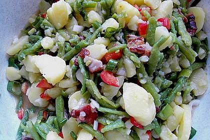 Omas Bohnensalat 2