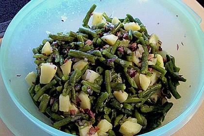 Omas Bohnensalat 1