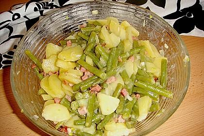 Omas Bohnensalat 7