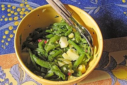 Omas Bohnensalat 5