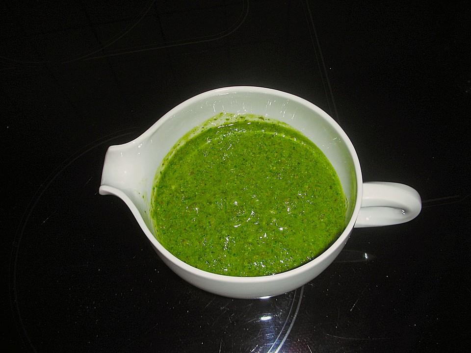 Salsa Verde (Rezept mit Bild) von Bashiba | Chefkoch.de