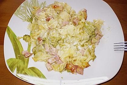 Broccoli-Kasseler-Auflauf 53