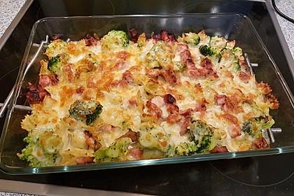 Broccoli-Kasseler-Auflauf 8