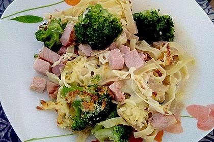 Broccoli-Kasseler-Auflauf 7