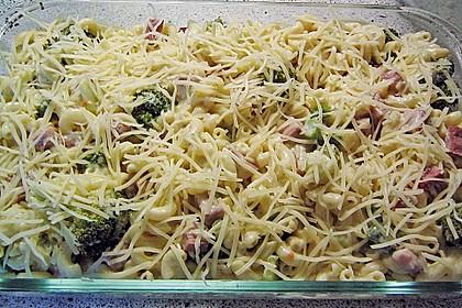 Broccoli-Kasseler-Auflauf 33