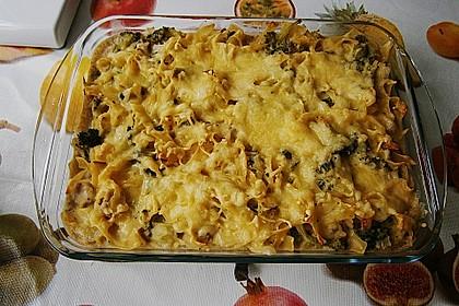 Broccoli-Kasseler-Auflauf 29