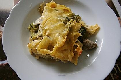 Broccoli-Kasseler-Auflauf 13