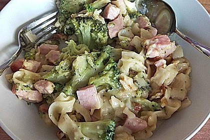 Broccoli-Kasseler-Auflauf 30