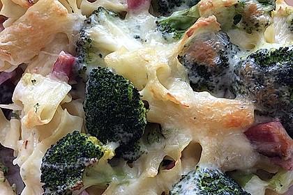 Broccoli-Kasseler-Auflauf 25