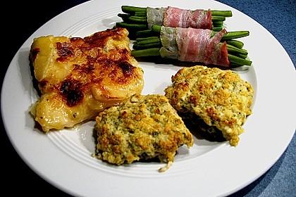 Lamm-Filet mit Kräuterkruste
