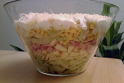 Schichtsalat 10