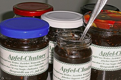Apfel-Chutney 7