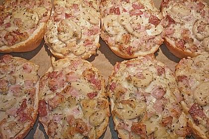 Pizzabrötchen 8
