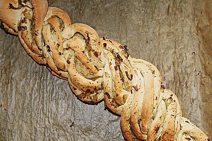 Pyrenäisches Zwiebelbrot 11