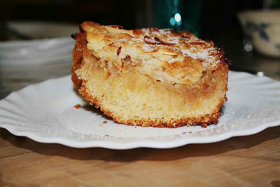 Oma inges apfelkuchen