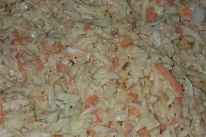 Amerikanischer Krautsalat 11