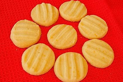 Orangen-Buttertaler
