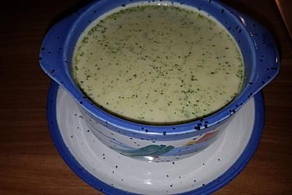 Brokkoli-Cremesuppe 22
