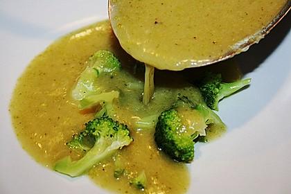 Brokkoli-Cremesuppe 4