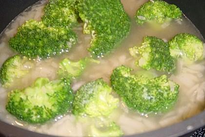 Brokkoli-Cremesuppe 20