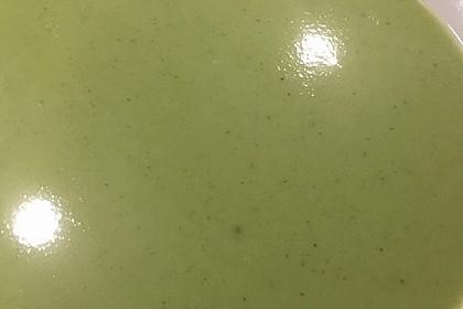 Brokkoli-Cremesuppe 11