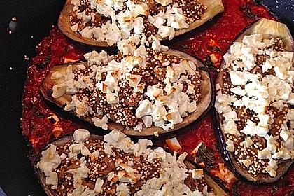 Gefüllte Auberginen auf türkische Art 25