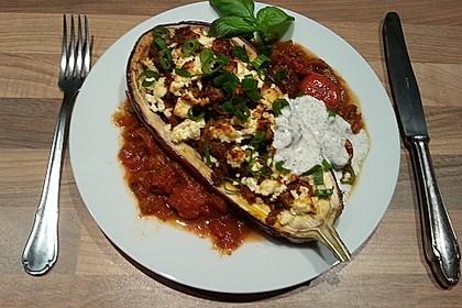 Gefüllte Auberginen auf türkische Art 1