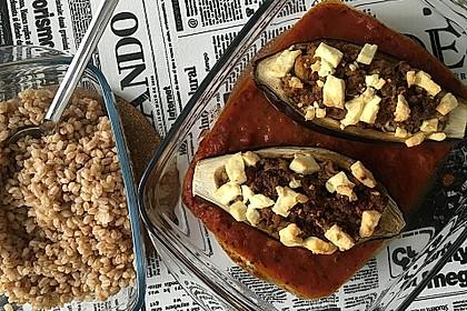 Gefüllte Auberginen auf türkische Art 8