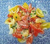 Tomatensalat Großvaters Art