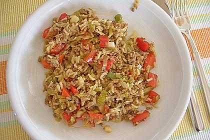 Chinesische Reispfanne 6