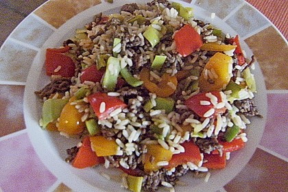 Chinesische Reispfanne 1