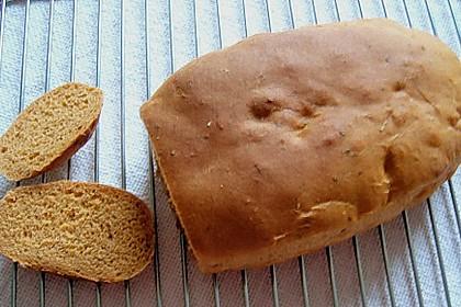 Pizza-Brot (für Brotbackautomat) 2