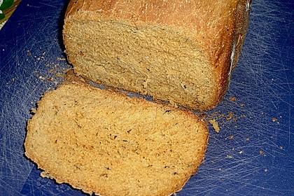 Pizza-Brot (für Brotbackautomat) 5