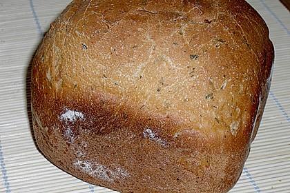 Pizza-Brot (für Brotbackautomat) 4