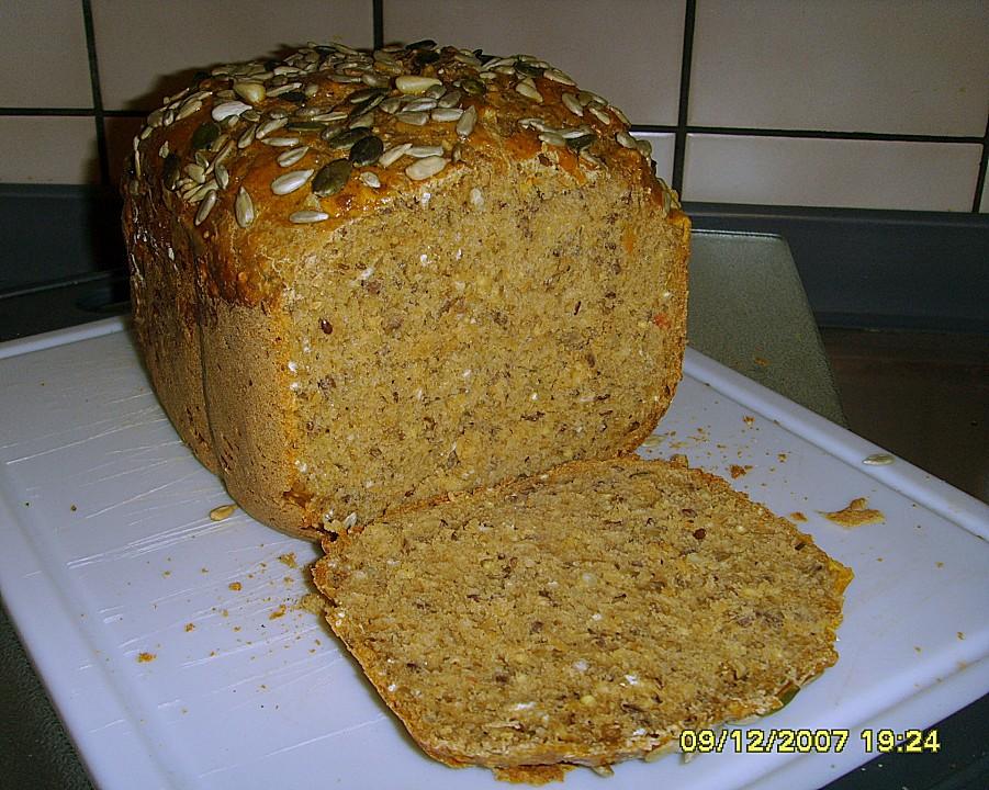 Brotbackautomat glutenfrei