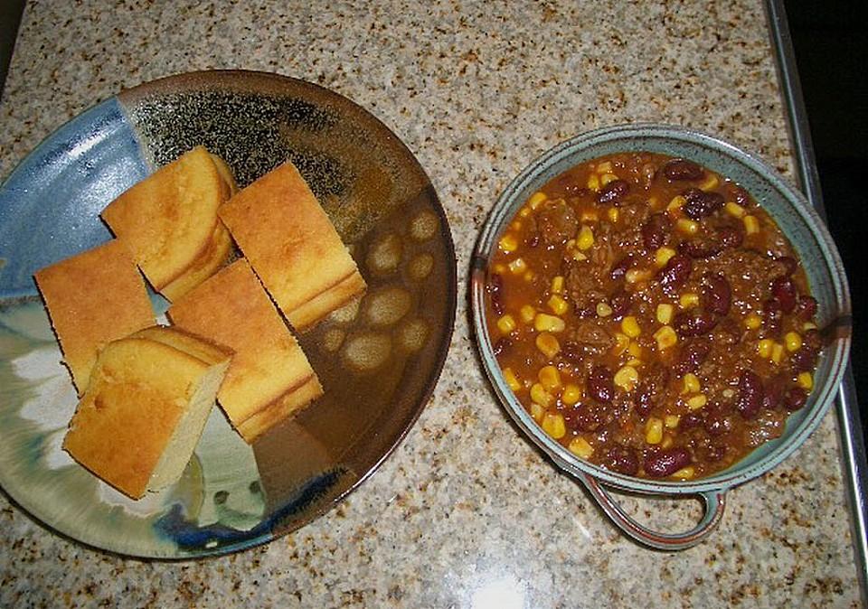 Southern Corn Bread (Rezept mit Bild) von -Lucy-   Chefkoch.de