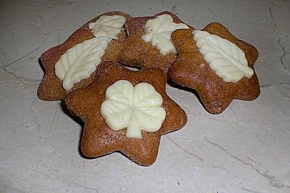 Pfefferkuchen - Plätzchen 3