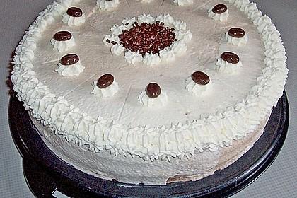 Schoko - Sahne - Torte 17