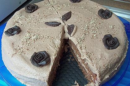 Schoko - Sahne - Torte 21