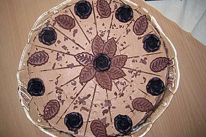 Schoko - Sahne - Torte 16