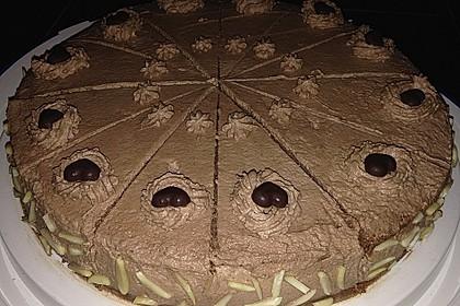 Schoko - Sahne - Torte 18