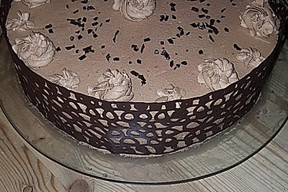 Schoko - Sahne - Torte 8