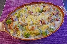 Rosenkohl - Kartoffel - Auflauf