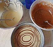 Zebrakuchen (Bild)