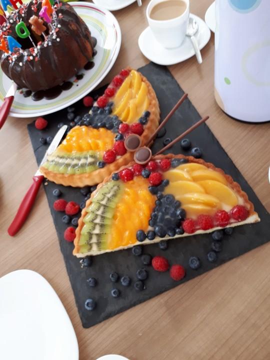 Schmetterling Torte Rezepte Chefkoch De