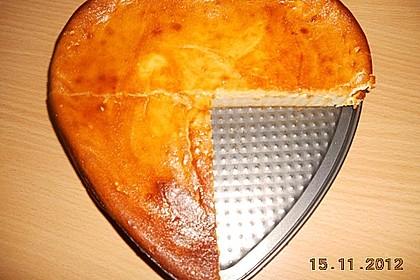 Käsekuchen ohne Boden für Faule 24