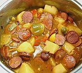 Kartoffelgulasch (Bild)