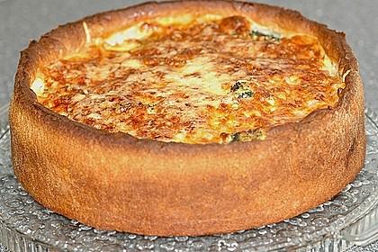 Brokkoli - Kasseler - Kuchen