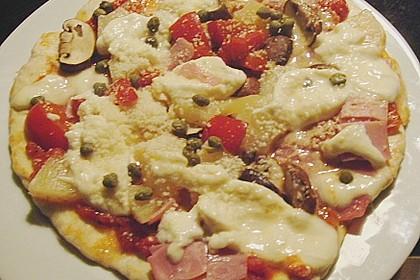 Pfannen - Pizza 52