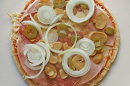 Pfannen - Pizza 44